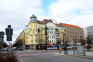 Berlin Prenzlauer Berg - Alt und Neu