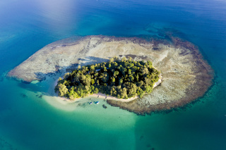 Insel Lissenung, Papua Neuguinea