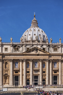 Petersdom Rom, Italien | St. Peter's Basilica, Rome, Italy