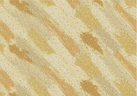 Golden Abstract Texture with Brush Strokes and Glitter Decoration