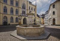 Marktbrunnen (Greizer Altstadt) L1004657.jpg