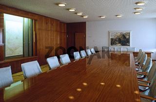 Konferenzraum, Stasi Museum, Berlin
