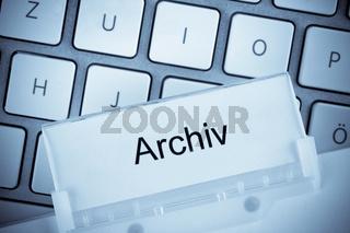 Hängeregister Archiv