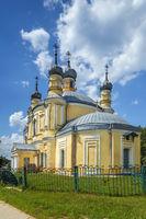 Temple of Elijah the Prophet, Staritsa, Russia