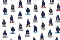 Hand made gnomes pattern