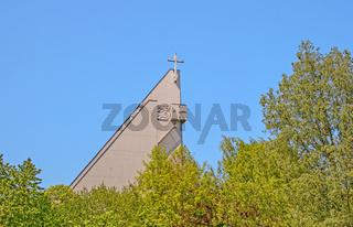Maria-Hilf-Kirche Konstanz-Allmannsdorf