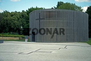 Kapelle der Versöhnung, Bernauer Str. Berlin