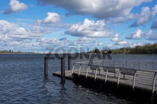 Impressionen aus dem Ostseebad Heiligenhafen, Deutschland