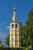 Bell tower of Transfiguration Cathedral, Uglich, Russia