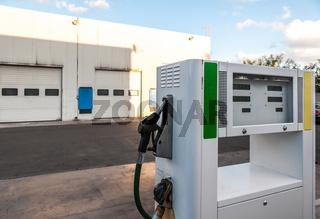 Gasonline pumps (Petrol / Gas station)