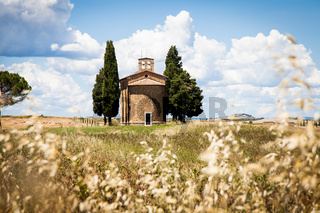 Tuscan country
