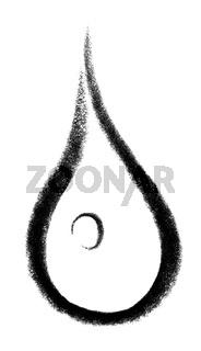 drop sketch