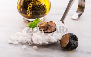 The summer truffle