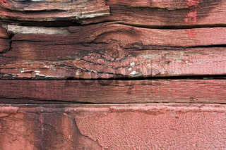 Background of Stacked Wooden Beams