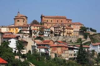 La Morra, Langhe, Piemont, Italien