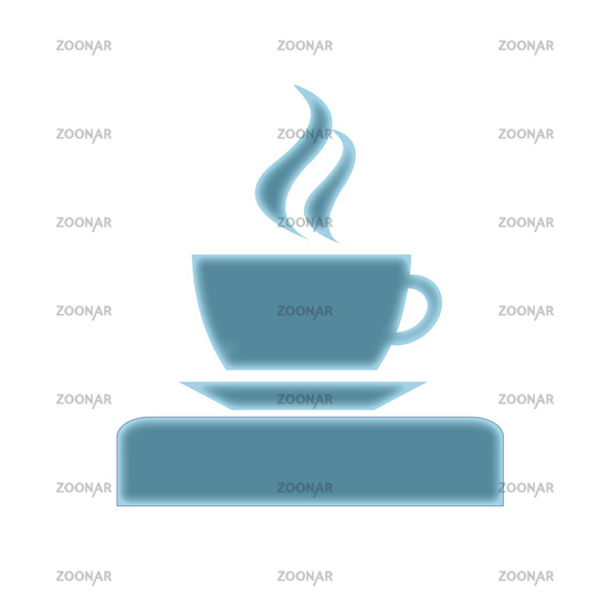 Coffee Cup Silhouette