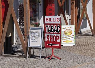 Polen Tabak Shop