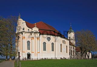 Wallfahrtskirche zum gegeißelten Heiland, Wieskirc