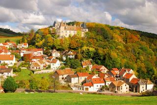 La Rochepot,Burgund