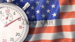 USA - time is running out