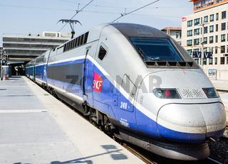 Schnellzug TGV