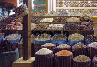 bazaar in Aswan