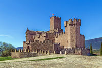 Castle of Xavier, Spain