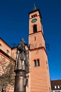St. Jakob in Friedberg