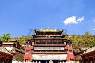 Kloster Kumbum Xining