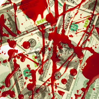 Dollars and blood