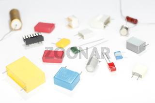 elektronische Einzelteile