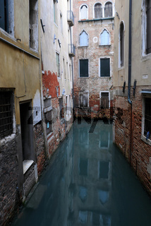 Fragment of Venetian Canal