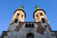 Church of St. Andrew in Krakow