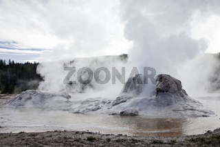 Geysir - Yellowstone