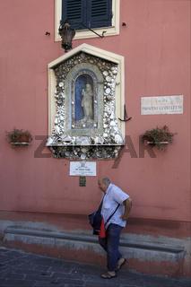 Camogli in der Provinz Genua