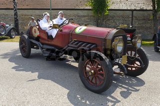 Oldtimer Locomobile speed car