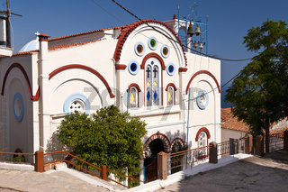 Orthodoxe Kirche auf Samos