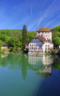 Burg Rötteln am Oberrhein
