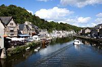 Dinan Hafen, Bretagne