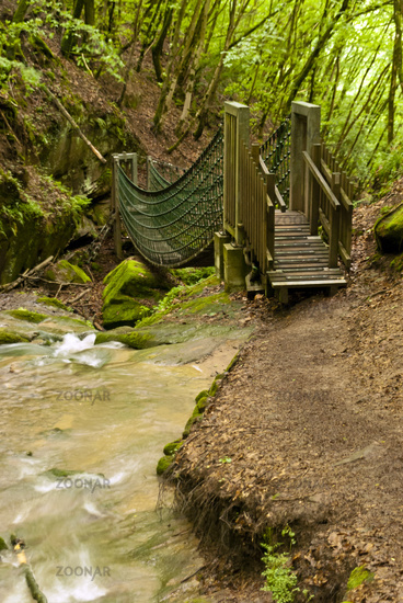 On the Hiking Trail Eifelsteig