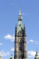 West Block Tower
