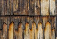 weathered wooden shingles background