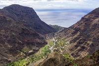 Das Valle Gran Rey auf La Gomera