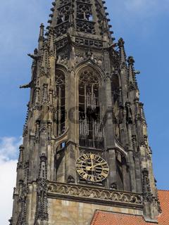 Münster - St. Lamberti-Kirche, Deutschland