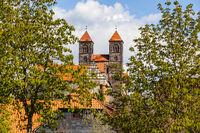 Bilder aus Quedlinburg im Harz Welterbestadt