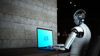 Humanoid Robot Notebook AI