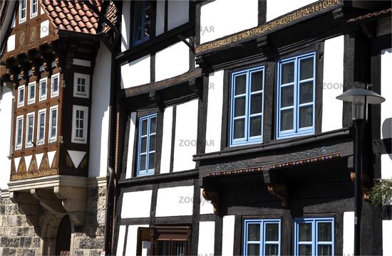 Fachwerk in Niedersachsen