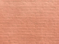old pink brick wall as background