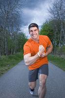 power for running