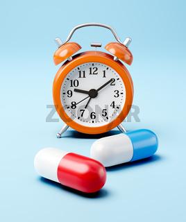 Time to Take Medicine